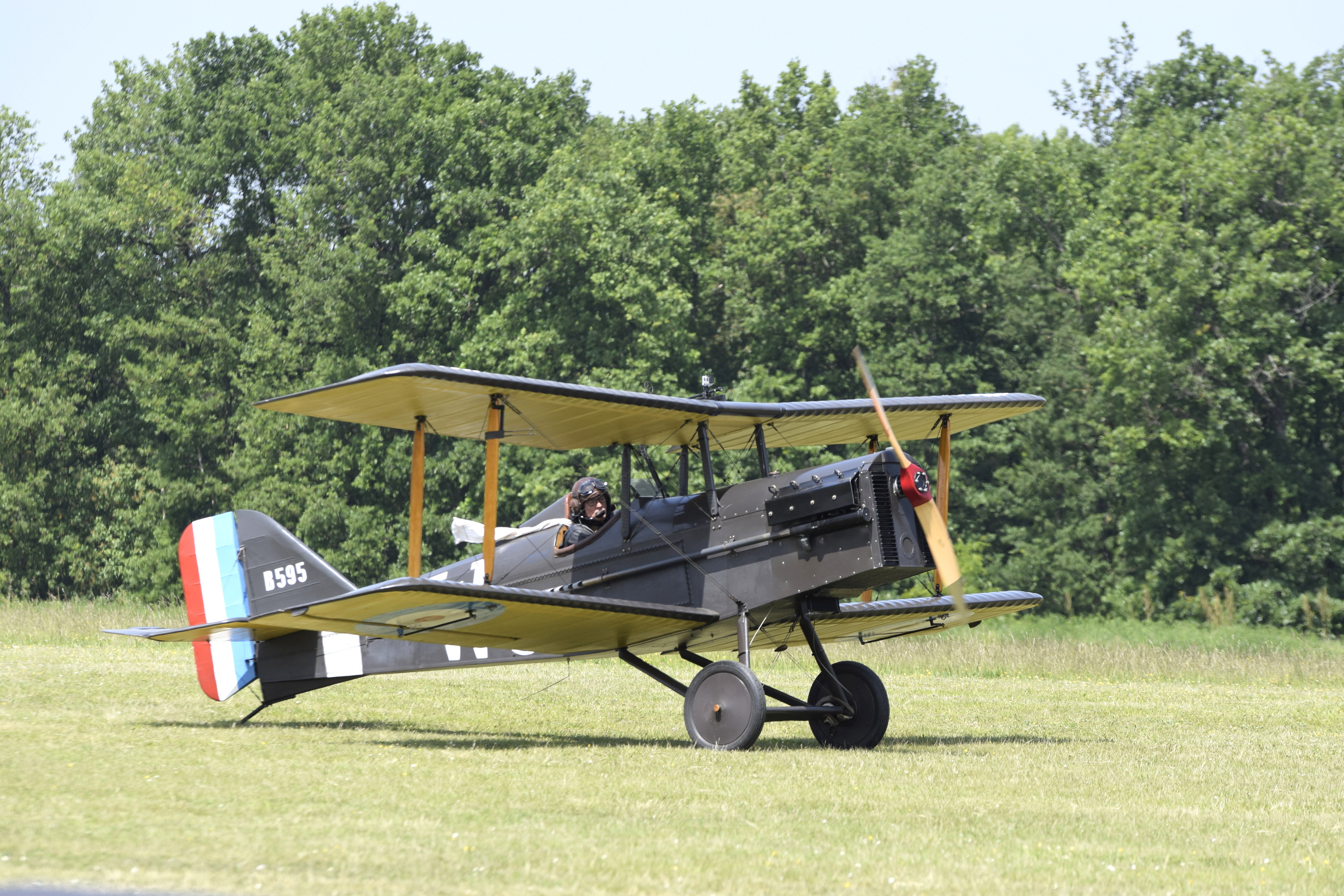 Royal Aircraft Factory SE.5