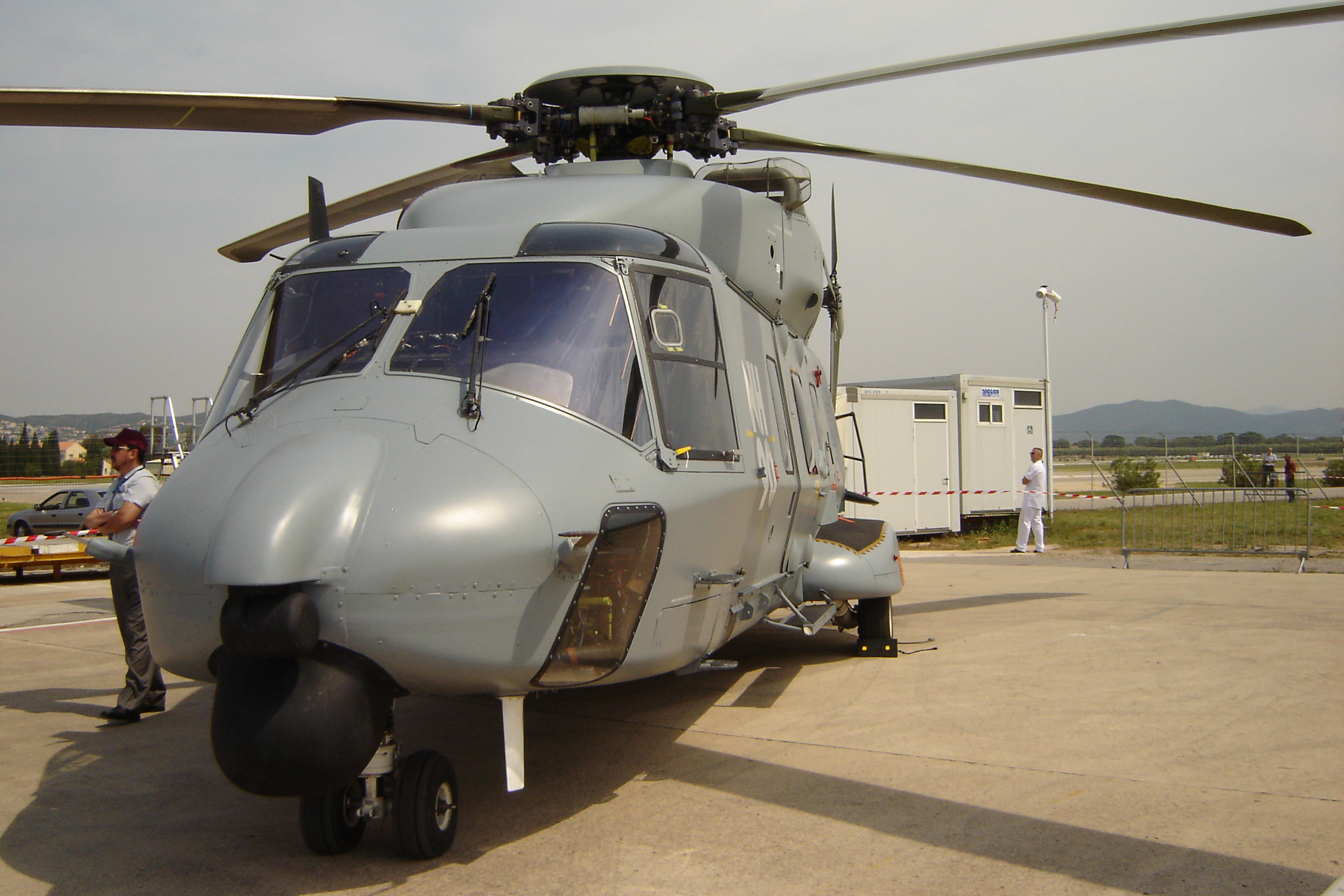 Prototype de NH90