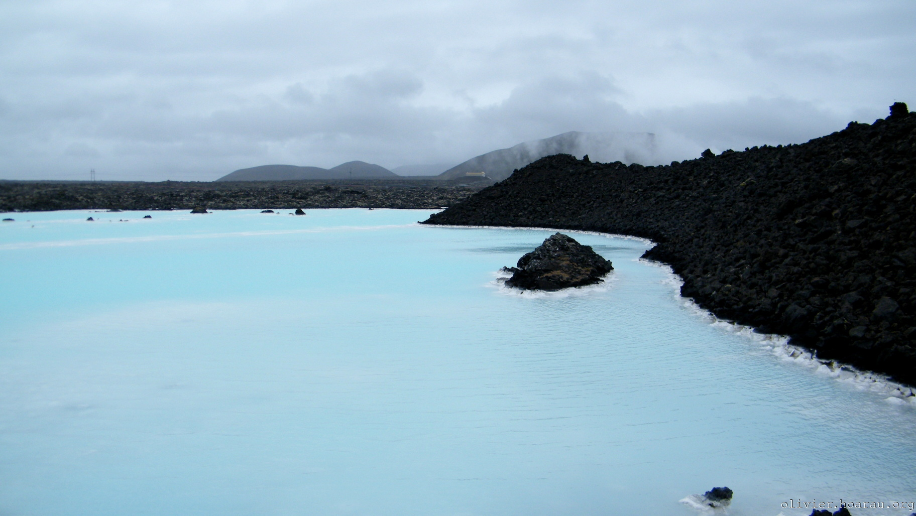 Le blue lagoon au naturel