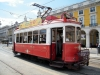 tramway rouge touristique